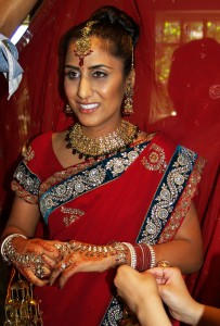 Makeup for Kanika's Wedding