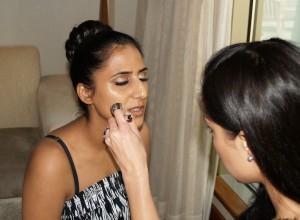 Makeup for Kanika's Wedding